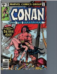 Conan the Barbarian #100 (1979)