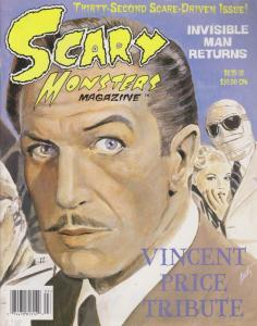 Scary Monsters Magazine #32 VF/NM; Dennis Druktenis | save on shipping - details