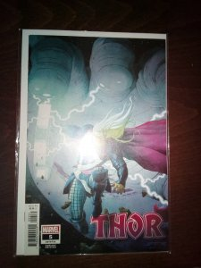 THOR 5 First Printing RIBIC VARIANT Donny Cates