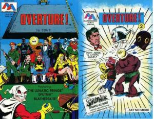 OVERTURE (1990 AAM) 1-2  George Broderick  COMPLETE!