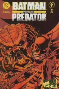 Batman Versus Predator #2 VF/NM; DC | save on shipping - details inside