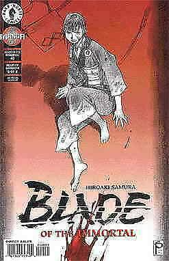 Blade of the Immortal #40 VF/NM; Dark Horse | save on shipping - details inside