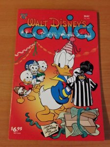 Walt Disney's Comics and Stories #624 ~ VERY FINE - NEAR MINT NM ~ 1998