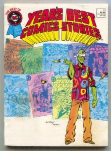 Best Of DC #71 1986- Year's Best Comics Stories- Final issue