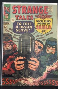 Strange Tales #143 (1966)