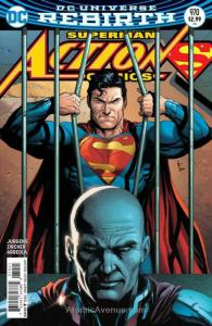 Action Comics #970A VF; DC | save on shipping - details inside