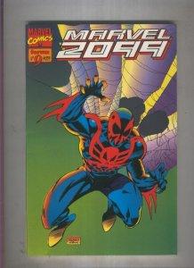 Marvel 2099 numero 09: La verdad duele