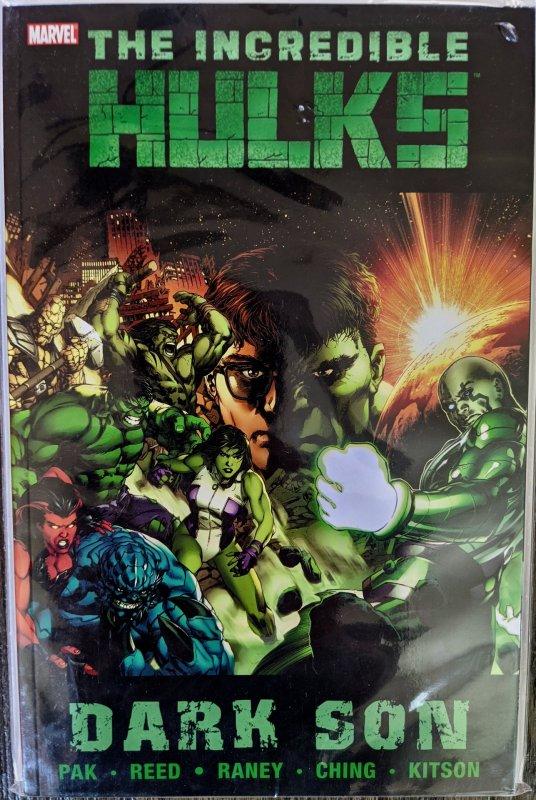 Incredible Hulks: Dark Son #1 (2011)