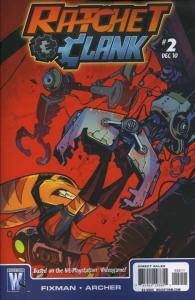 Ratchet & Clank #2 VF/NM; WildStorm | save on shipping - details inside