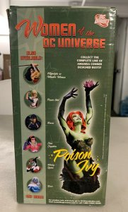 Women of The DC Universe Poison Ivy Bust Series 3 Amanda Conner Limited Edition