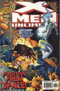 X-Men Unlimited (1993 series) #13, NM- (Stock photo)