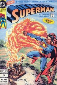Superman (1987 series) #45, VF- (Stock photo)