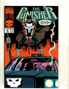 11 Punisher Marvel Comic Books # 45 46 47 48 49 50 51 52 War Journal #2 8 14 HJ9