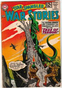Star Spangled War Stories #104 (Sep-62) VG/FN- Mid-Grade War That Time Forgot...