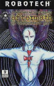 Robotech: Aftermath #9 VF/NM; Academy | save on shipping - details inside