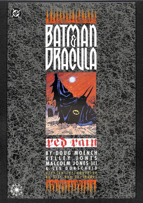 Batman & Dracula: Red Rain #1 (1991)