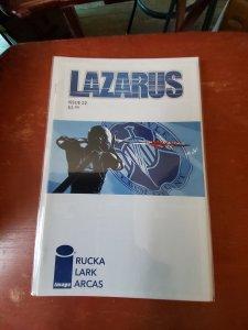 Lazarus #22 (2016)