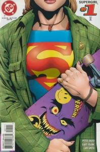 Supergirl (3rd Series) #1 VF/NM; DC   save on shipping - details inside