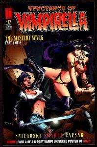 Vengeance of Vampirella #17  ( 1995, Harris)  8.0 VF