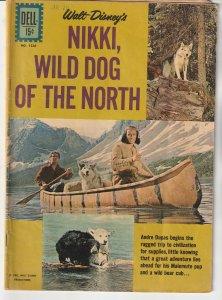 Walt Disney's Nikki Wild Dog of the North