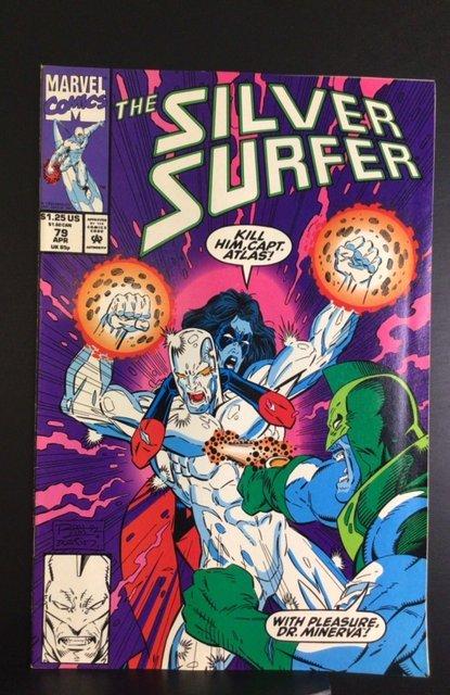 Silver Surfer #79 (1993)