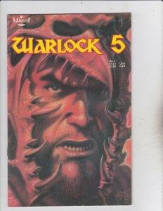 Aircel Publishing! Warlock 5!