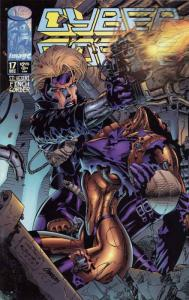 Cyberforce (Vol. 2) #17 VF/NM; Image | save on shipping - details inside