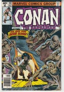 Conan The Barbarian(vol. 1) # 102   Vampires in Africa !