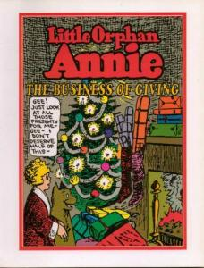 Little Orphan Annie (Pacific Comics) #12 VF/NM; Pacific | save on shipping - det