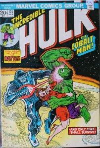 The Incredible Hulk #174 (1974) NM+