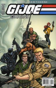 G.I. Joe: Origins #5A VF/NM; IDW | save on shipping - details inside