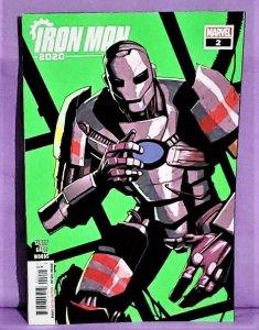 Dan Slott Christos Gage IRON MAN 2020 #2 Pete Woods (Marvel, 2020)!