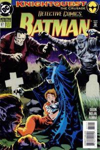 Detective Comics (1937 series) #671, NM (Stock photo)