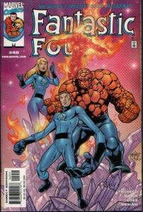 Fantastic Four (1998 series) #40, NM (Stock photo)
