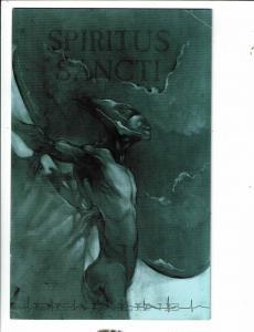 6 Comics Spiritus Sancti Raven 3 Razor 10 Nyghtfall 1 Syn 1 Poizon 2 J309
