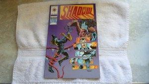 1994 VALIANT CONICS SHADOWMAN # 23