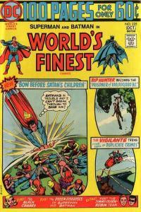 World's Finest Comics #225, VG (Stock photo)