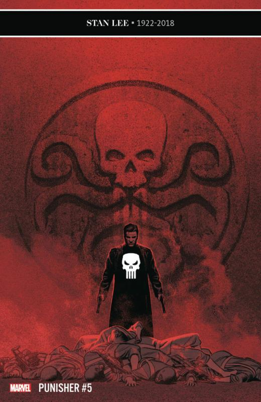 The Punisher #5 (Marvel, 2019) NM