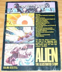 Alien: the Illustrated Story FN- heavy metal - walter simonson - archie goodwin
