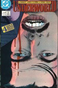 Underworld (1987 series) #2, NM (Stock photo)