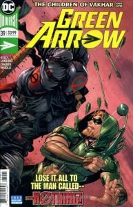 Green Arrow (6th Series) #39 VF/NM; DC | save on shipping - details inside