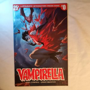 Vampirella 0 Very Fine+ Cover by Philip Tan