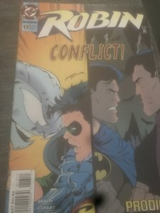 Robin #13 (1995) Mint Conflict
