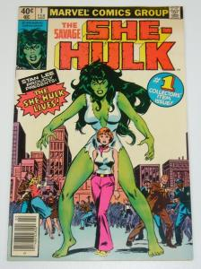 Savage She-Hulk, The #1 FN; Marvel | save on shipping - details inside