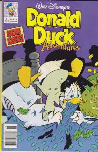 Walt Disney's Donald Duck Adventures #5