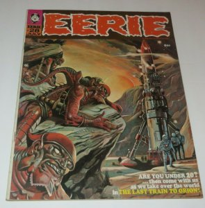 Eerie #28 FN/VF 1970 Bronze Age Horror Magazine Haunted Strange Tales of Terror