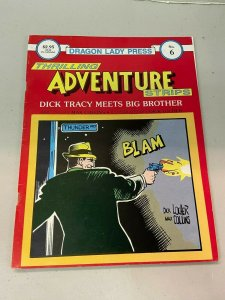 Thrilling Adventure Strips 6 Magazine FN-/FN