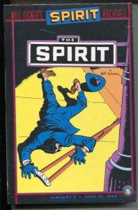 Spirit Archives-Vol.8-Bill Eisner-Sealed-Hardcover