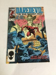 Daredevil 215 Vf Very Fine 8.0 Marvel Comics