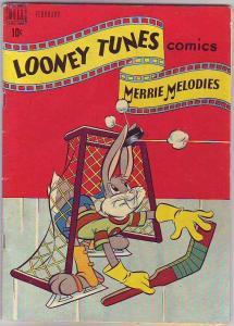 Looney Tunes Merrie Melodies Comics #76 (Feb-48) FN/VF Mid-High-Grade Bugs Bu...